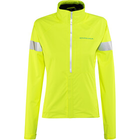 Endura Urban Luminite Jacket Dame neon yellow